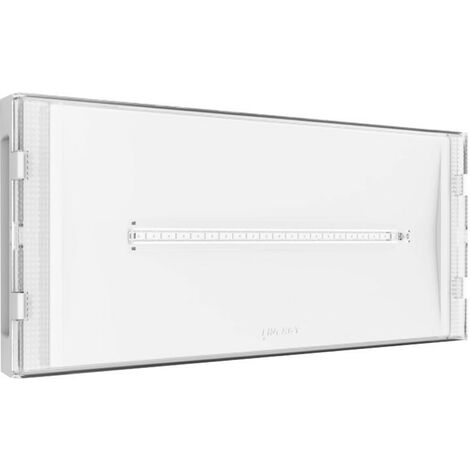 Lámpara de emergencia de la pared Linergy Selfie LED 11W 2h SI11N20EBR