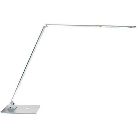 Lámpara de escritorio NIGA, silver, Blanco neutro