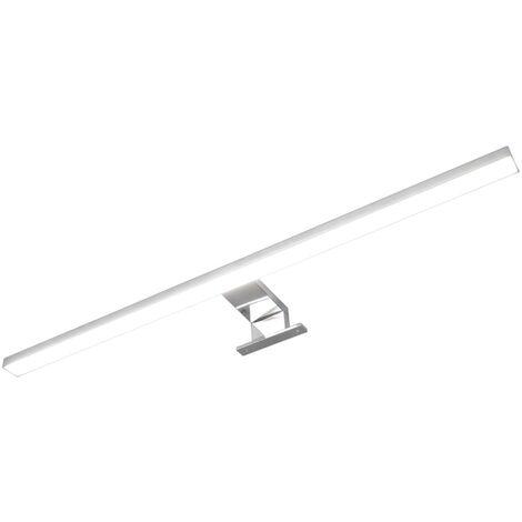 Lámpara de espejo 8 W luz blanca fría