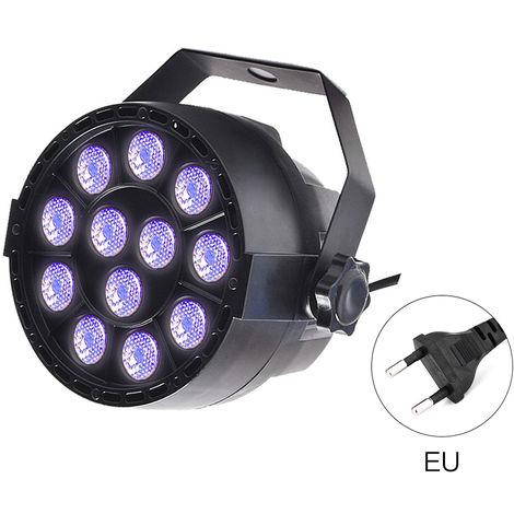 Lampara de esterilizacion con luz UV LED, esterilizador ultravioleta, 36W