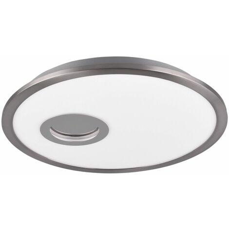 """main image of """"Lámpara de foco de diseño de luz de techo LED trío de iluminación de sala de estar redonda 675194507"""""""