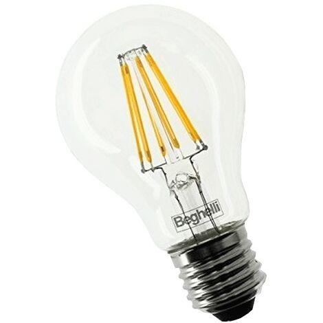 Lámpara de Goccia Beghelli Zafiro LED de 7W E27 4000K 56177