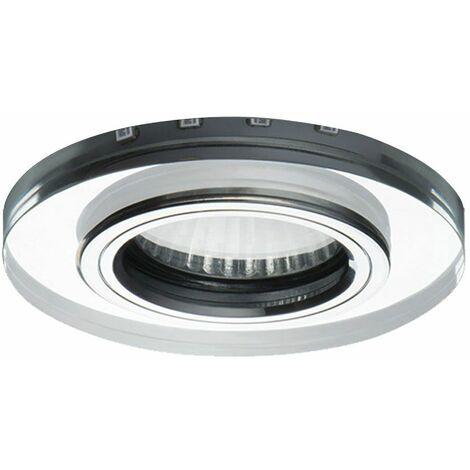 lámpara de iluminación de techo de la sala de diseño Foco LED Lámpara de vidrio decorativo Kanlux 24410