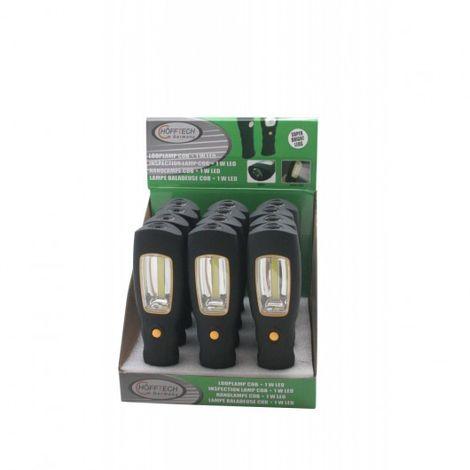 lámpara de inspección mazorca + 1 vatios LED 210mm Say