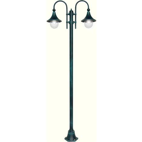 Lámpara de jardín 2 luces Dione Liberti Design 1906A/2L