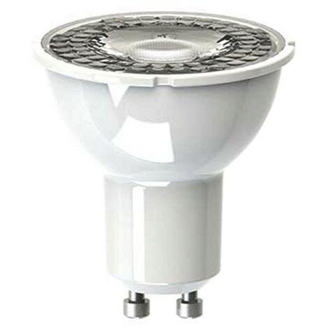 Lámpara de LED de GE Tungsram 4.5 W GU10 ángulo de haz de 35° 3000K 93031290