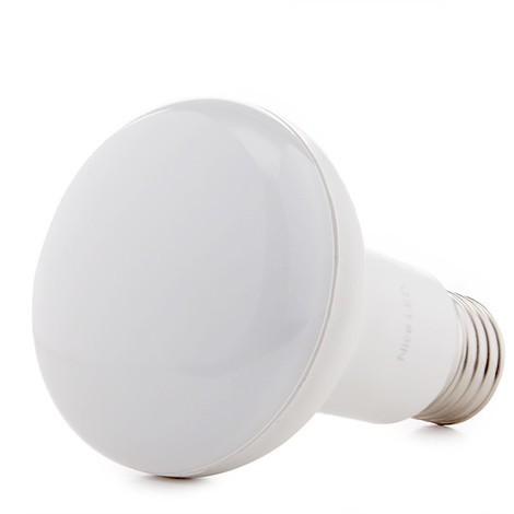 Bombilla de LEDs 2835SMD R63 E27 8W 640Lm 30.000H | Blanco Frío (CV-R63-E27-8W-CW)