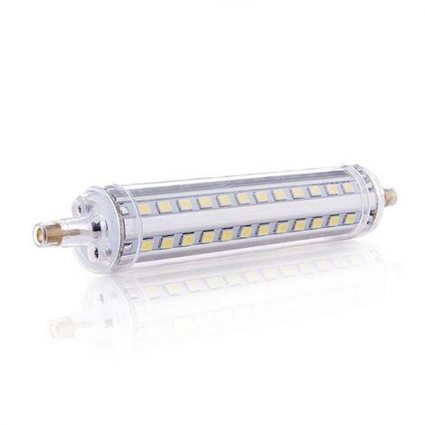 Lámpara de LEDs R7S DIMABLE 118mm 360º SMD2835 10W 1150Lm 50.000H -Disponible en varias versiones