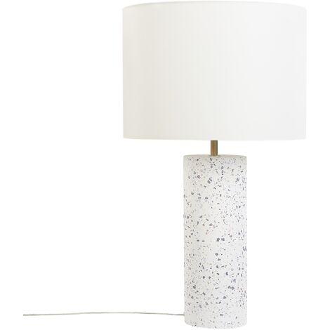 Lámpara de mesa blanca MIANUS