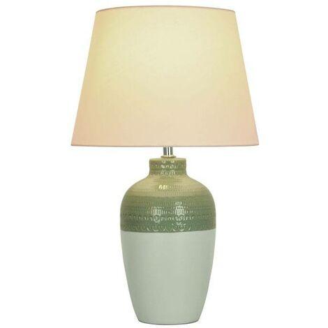 """Lámpara de mesa cerámica """"HIVEA"""" E27"""
