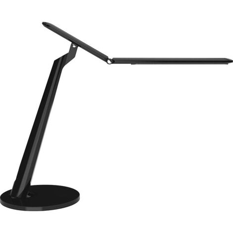 Lámpara de mesa con USB y sensor de luz 12W CCT, DIMABLE