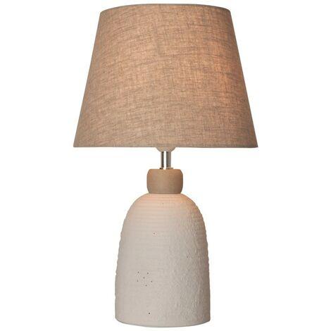 Lámpara de mesa de cerámica E27