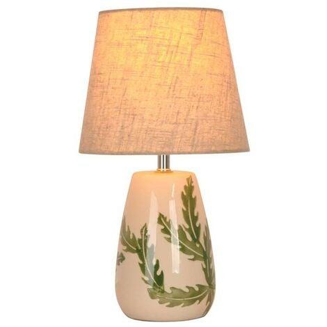 """Lámpara de mesa de cerámica """"LAKE"""" E27"""
