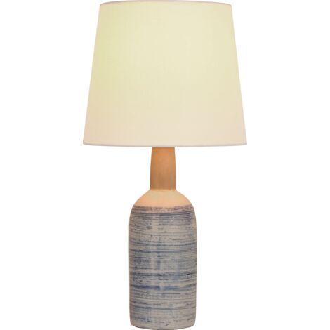 "Lámpara de mesa de cerámica ""SEA"""
