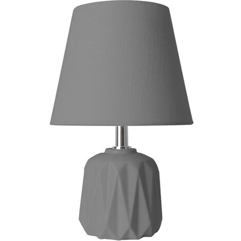 Lámpara de mesa de Porcelana en distintos colores E14