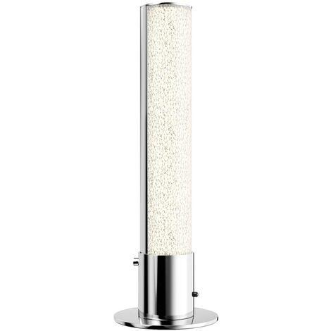 Lámpara de mesa LED Fria cilindro RGB control