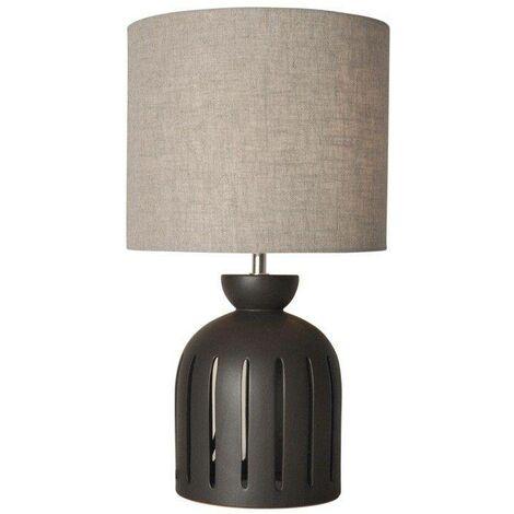 Lámpara de mesa moderna de cerámica E27