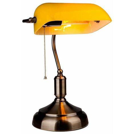 Características principales de la lámpara de sobremesa