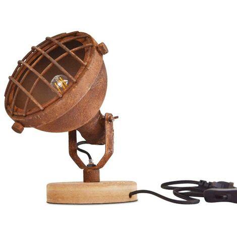 """Lámpara de mesa vintage """"NEUTO"""""""