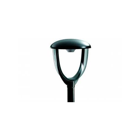 Lámpara de Novalux Jardín 100W E27 color Gris IP65 A5901GT