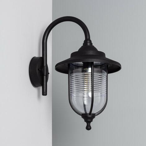 Lámpara de Pared Berna Negro