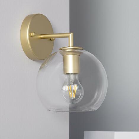 Lámpara de Pared Buñol Oro