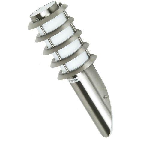 Lámpara de pared ext Selina con forma de antorcha