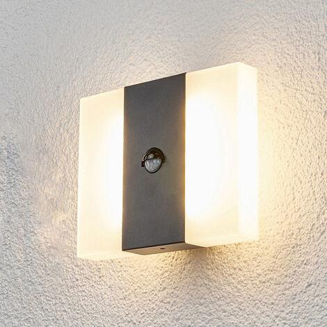 Lámpara de pared exterior LED Kumi