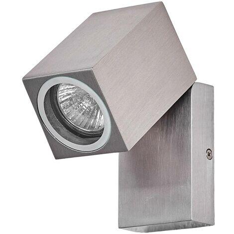 Lámpara de pared exterior orientable Loris