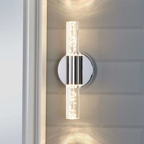 Lámpara de pared LED Duncan para cuarto de baño