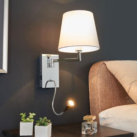 de Rasmus LED lectura Lámpara con pared lámpara de oxrdCeWQB