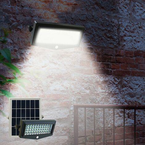 de Lámpara parel sensor FLEXIBLE LED luz jardín movimiento FJuKcl3T1