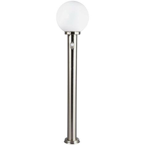 Lámpara de pie con detector de movimiento Aiven