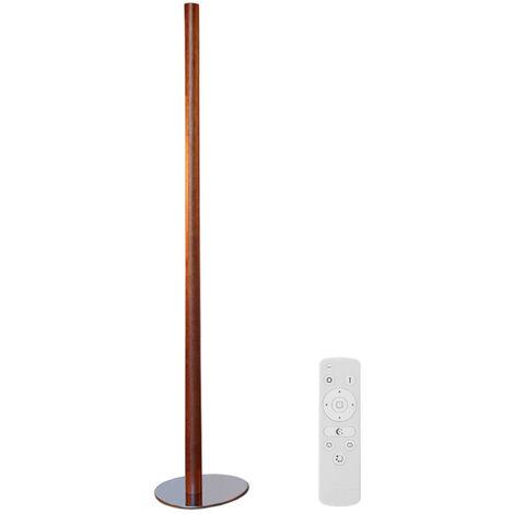 Lámpara de pie led RUNKO, 35W CRI95, Blanco cálido, regulable