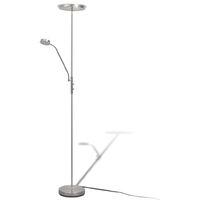 lámpara de pie regulable con LED 23 W