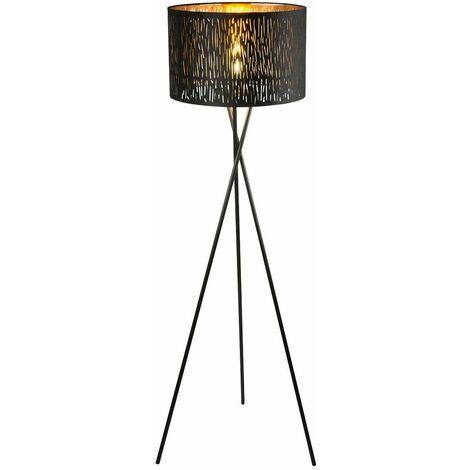 Lámpara de pie Sala de estar Lectura Focos Decoración Lámpara de techo Lámpara de techo con bombillas LED RGB