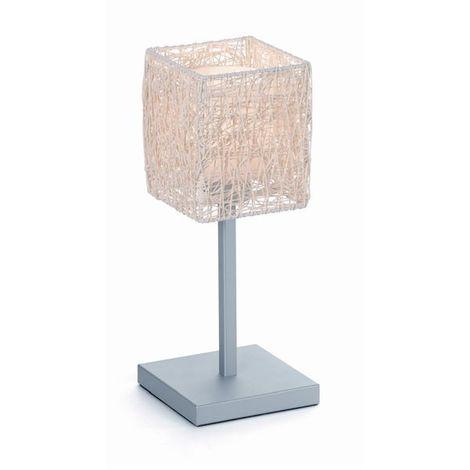 Lámpara de sobremesa Alexandra crema CRISTALRECORD 05-261-81-111