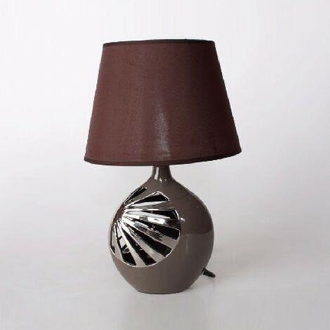 Lámpara de sobremesa bicolor