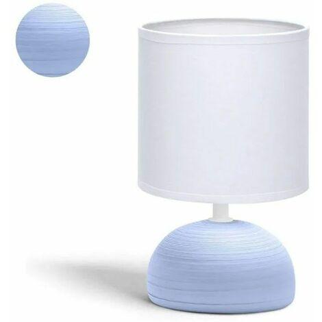 Lámpara de sobremesa de cerámica E14 23 cm