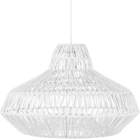 Lámpara de techo blanca GAMTOOS