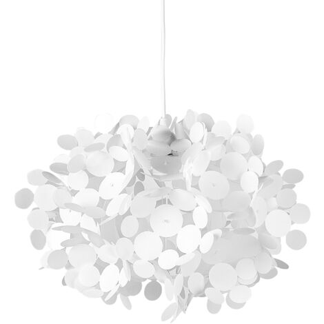 Lámpara de techo blanca LAMONE