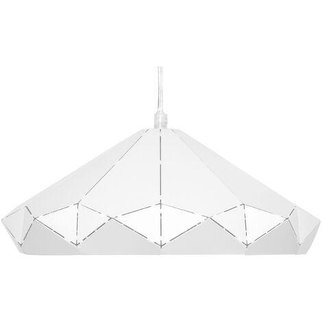 Lámpara de techo blanca NEVOLA