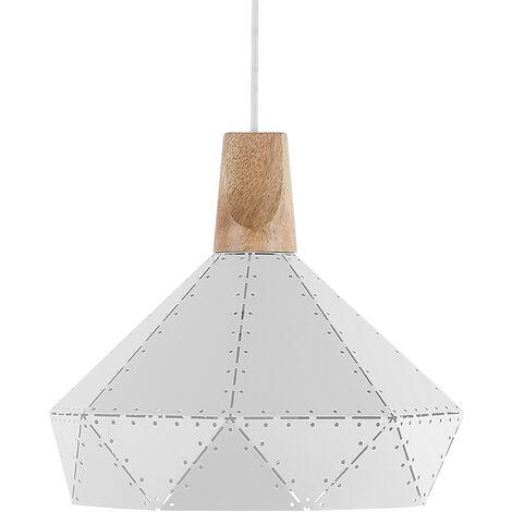Lámpara de techo blanca SOMME