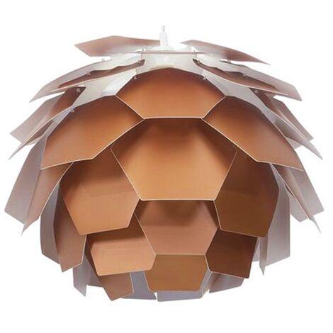 Lámpara de techo cobriza pequeña SEGRE
