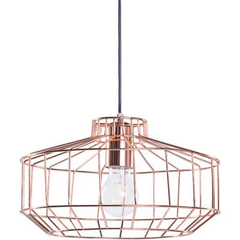 Lámpara de techo cobriza WABASH