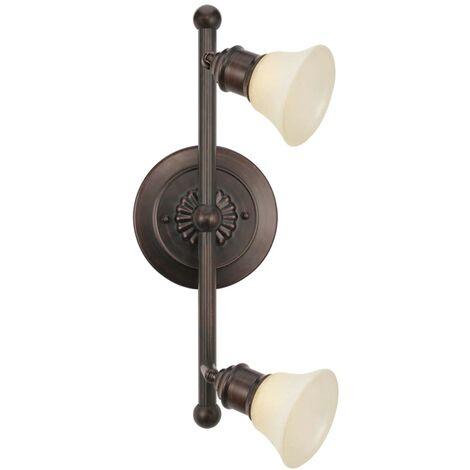 Lámpara de techo con 2 focos EGLO Alamo 89058