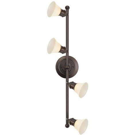 Lámpara de techo con 4 focos EGLO Alamo 89059