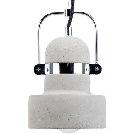 Lámpara de techo concreto gris VERDE