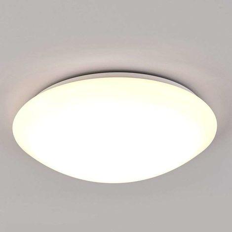 Lámpara de techo cuarto de baño Selveta con LED -
