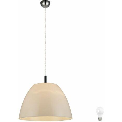 Lámpara de techo focos luces del techo cromo E27 lámpara colgante en el conjunto, incluyendo lámparas LED